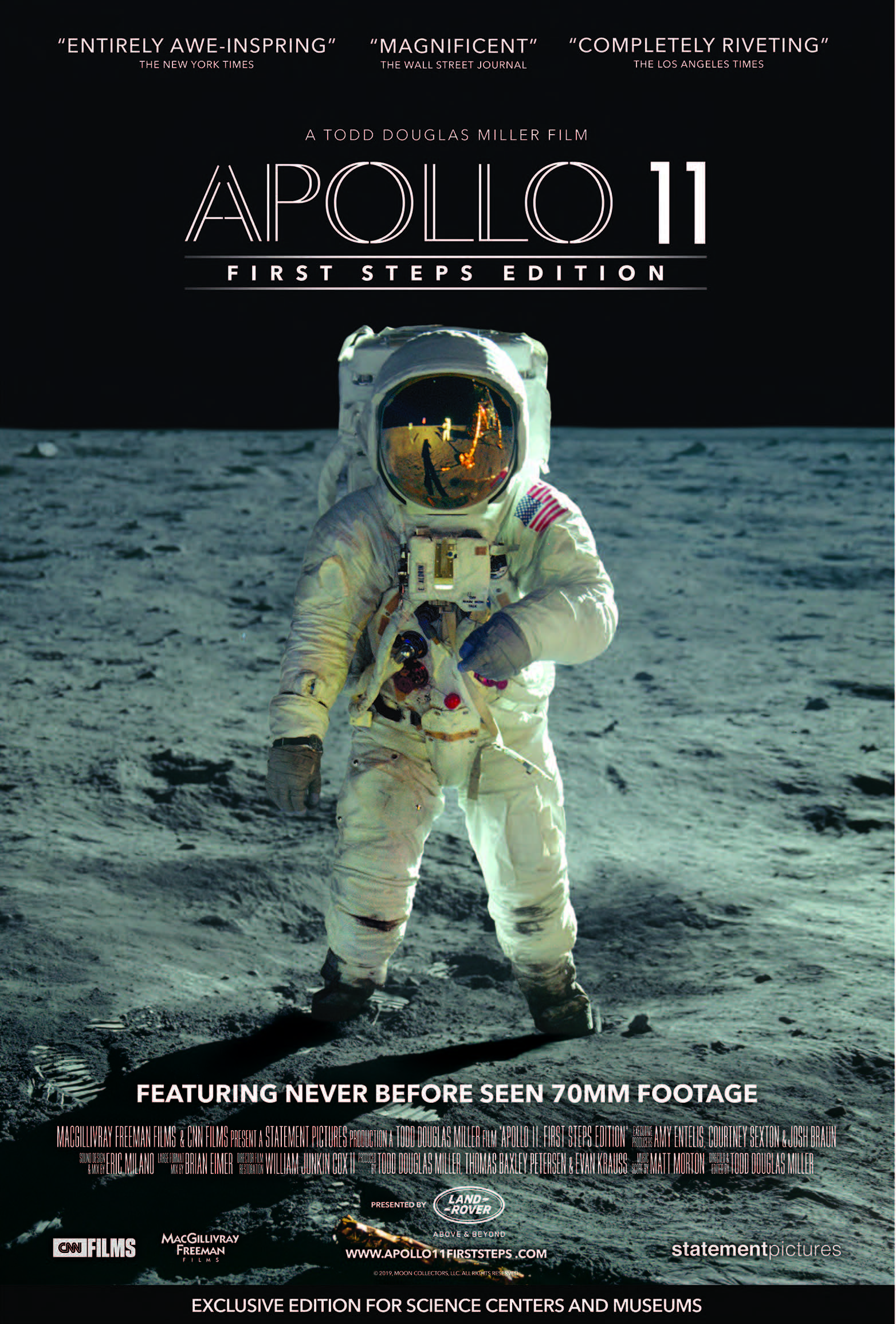 Apollo 11: First Steps Edition 2D
