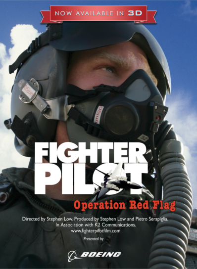 Fighter Pilot Operation Red Flag