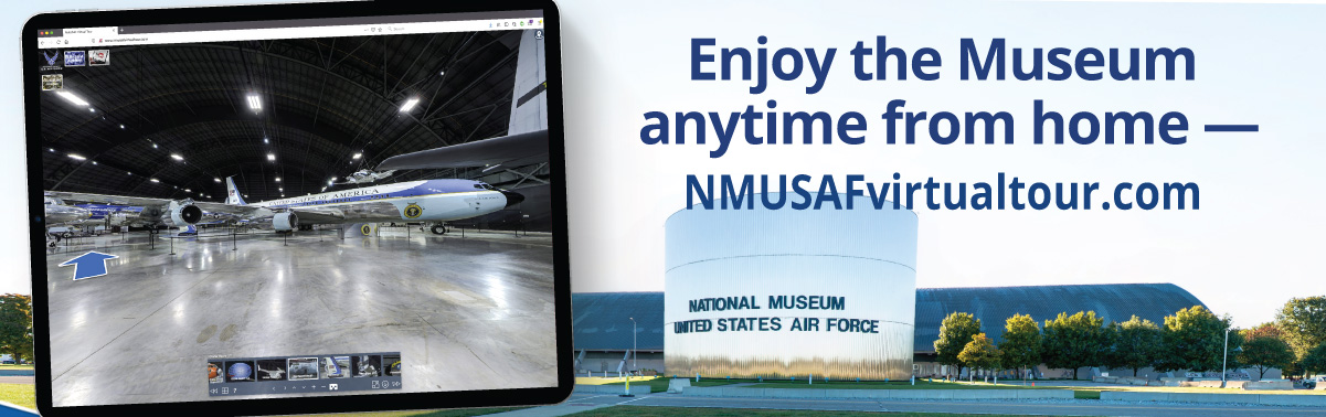 NMUSAF virtual tour