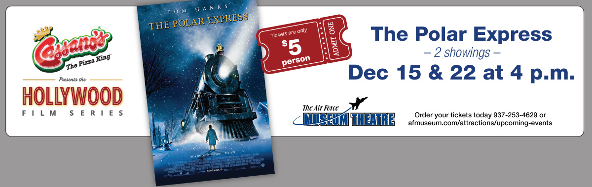 The Polar Express web pg header