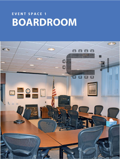 National Aviation Hall of Fame Boardroom